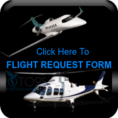 charter flight request form