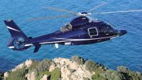 helicopter charter dauphin