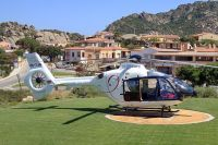 helicopter hire ec135