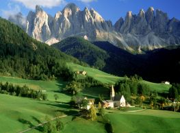 dolomites sightseeing