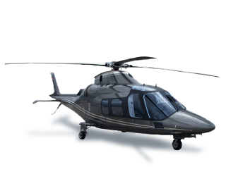 helicopter for charter