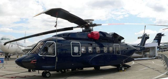 sikorsky S92 EXT