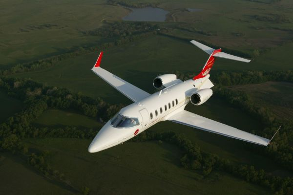 Learjet_40ext
