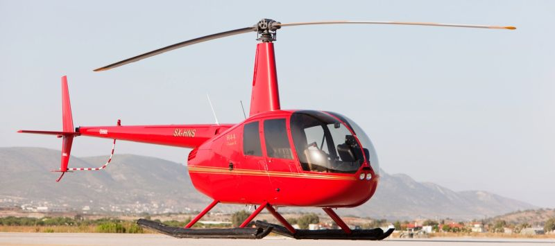 ROBINSON R44RED